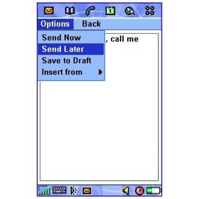 AGLAYA SMS Planner (UIQ)
