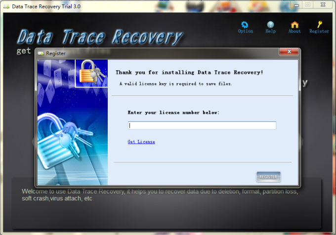 Data Trace Recovery Professional