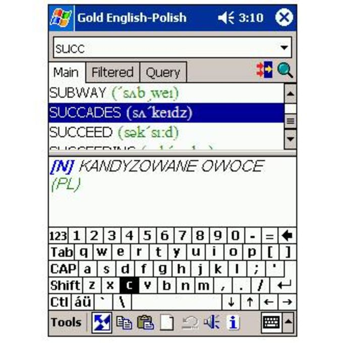 LingvoSoft Gold Talking Dictionary English-Polish-English