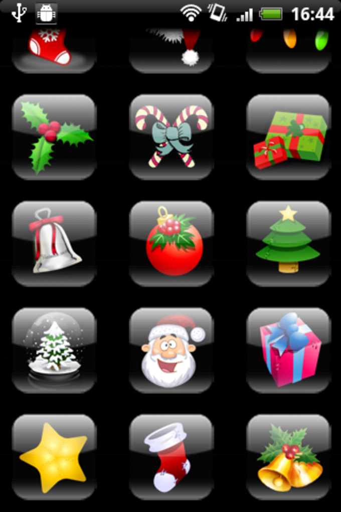 Android Christmas Ringtones