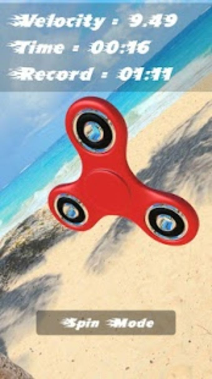 Fidget Spinner 3D - The Game