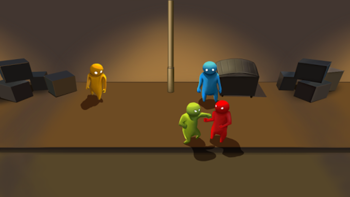 Gang Beasts Warriors