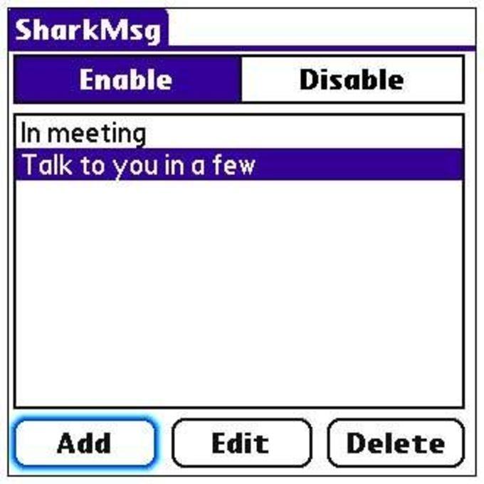 SharkMsg