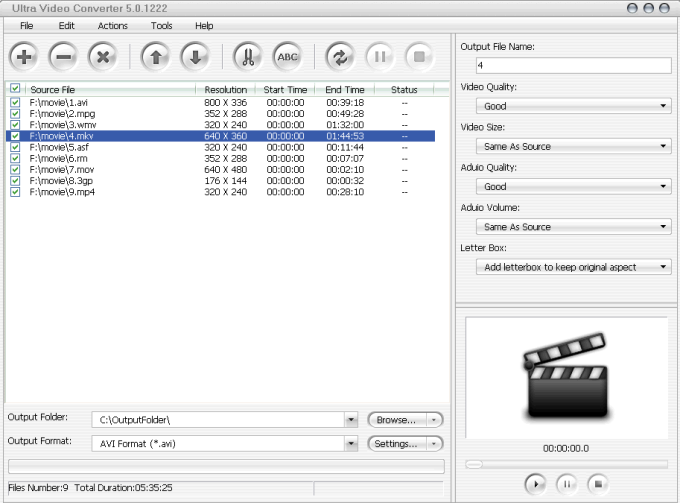 Ultra Video Converter