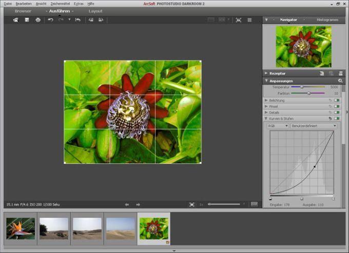 ArcSoft PhotoStudio Darkroom 2