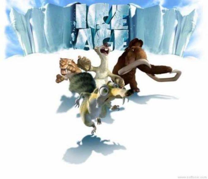 Ice Age Wallpaper (1024x768)