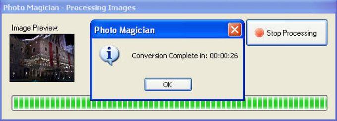 Photo Magician