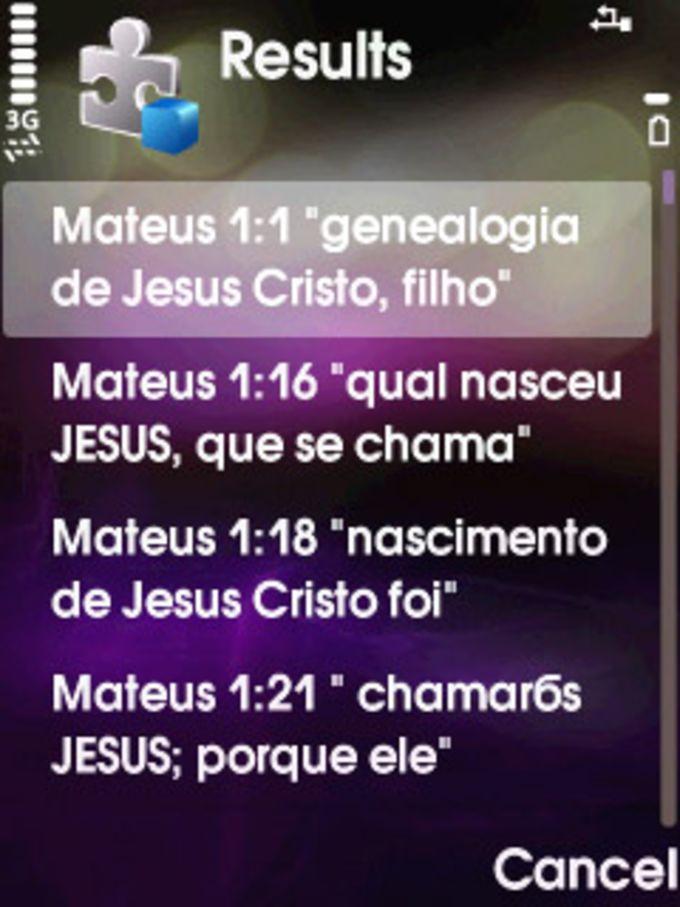 Go Bible