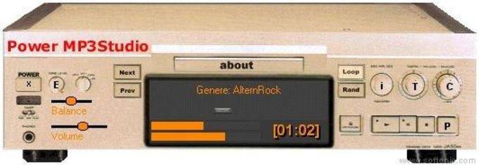 Power MP3 Studio