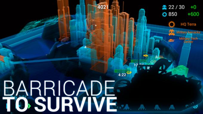 Zombie City Defense