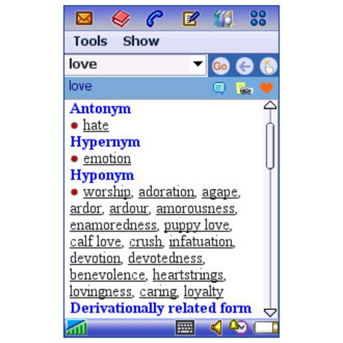 Lexisgoo English Dictionary