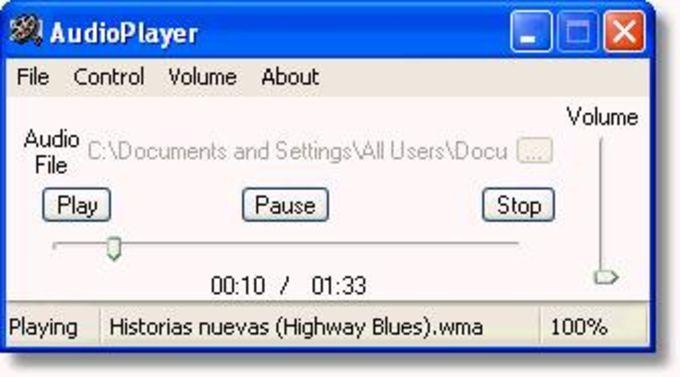 AudioPlayer