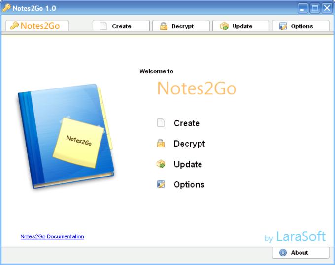Notes2Go