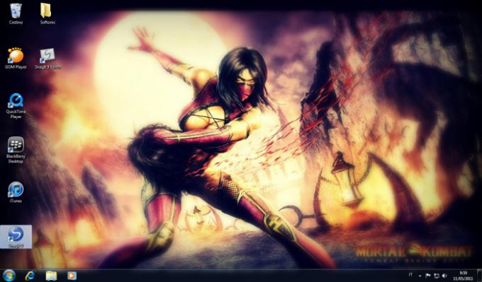 Mortal Kombat 2011 Wallpaper
