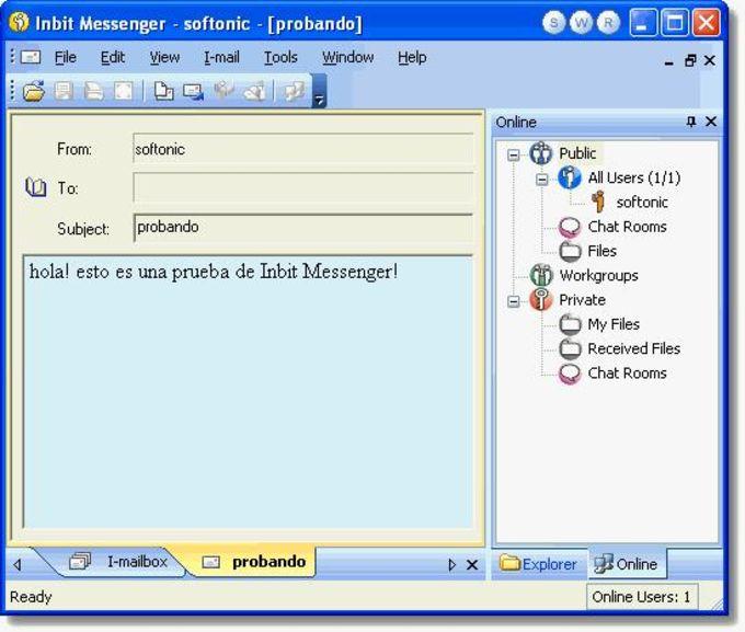 Inbit Messenger