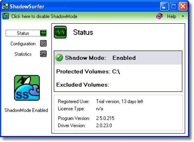 ShadowSurfer