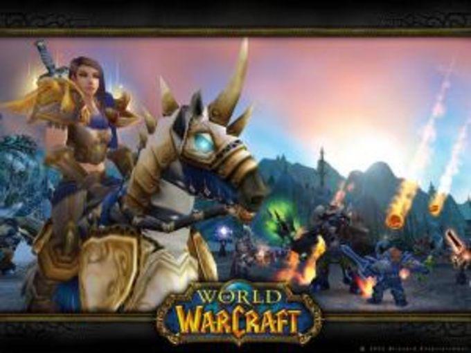 World of Warcraft Battlegrounds Wallpaper
