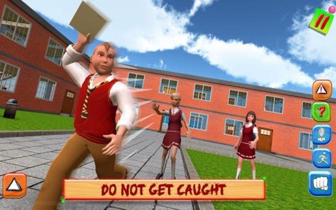 Hello Bully Teacher 3D