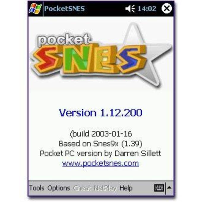 PocketSNES