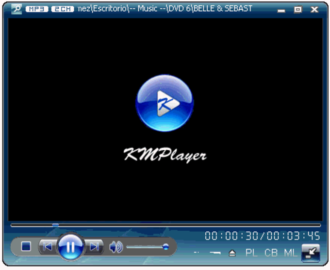 KMPlayer Vista Live
