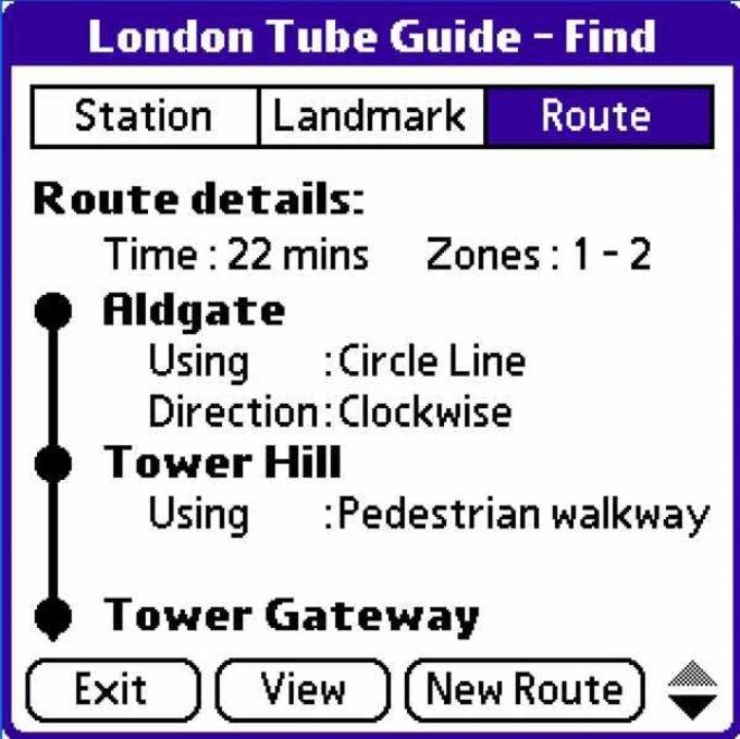 London Tube Guide