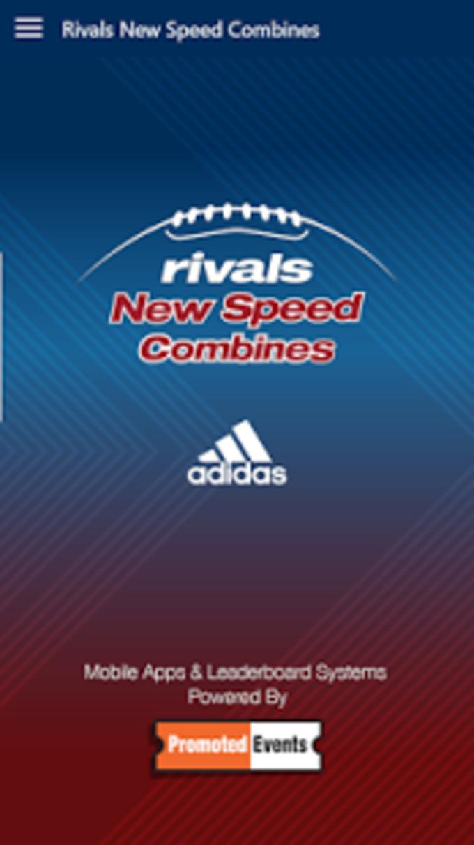 Rivals New Speed Combines
