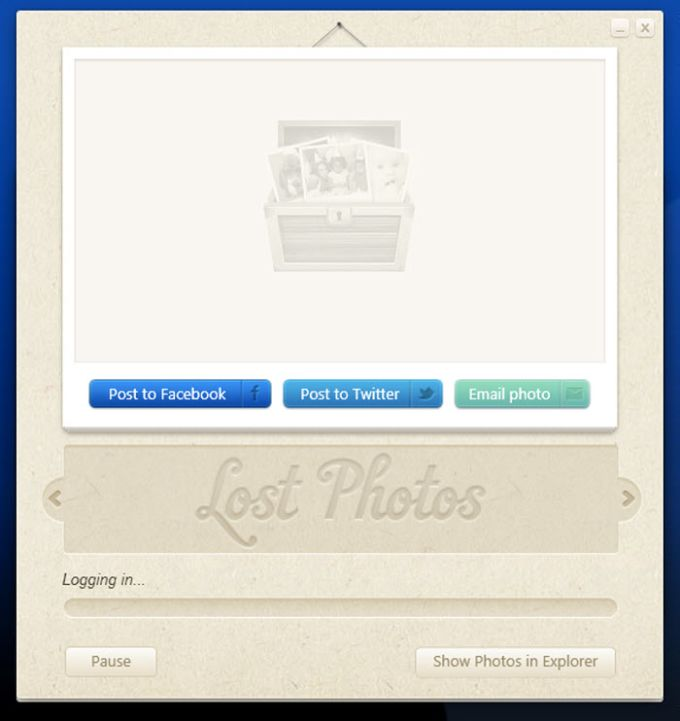 Lost Photos