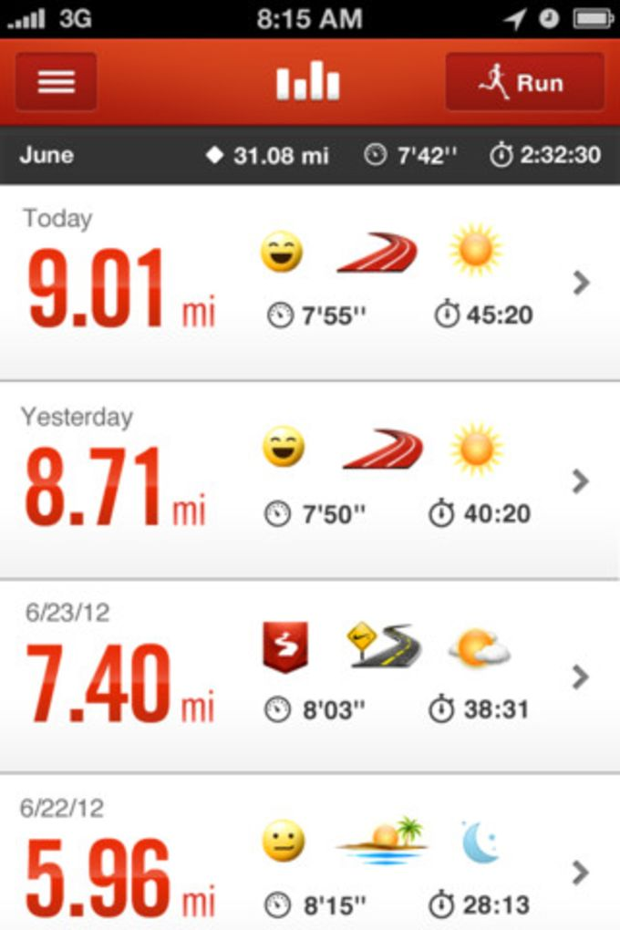 Nike+ Running