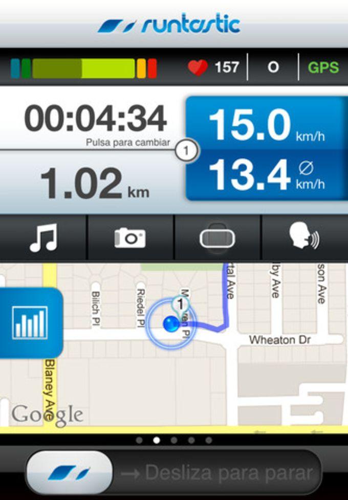 Runtastic GPS: Corsa, jogging e allenamento fitness