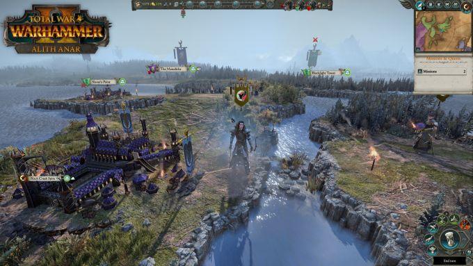 Total War: WARHAMMER II - Alith Anar