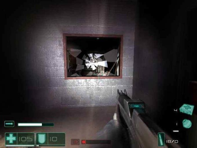F.E.A.R. Extraction Point SP