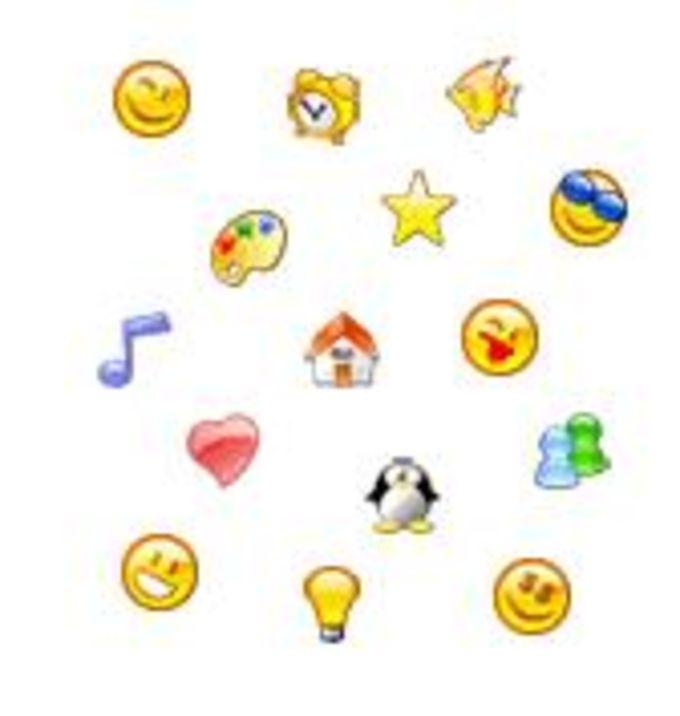 Crystal Emoticons