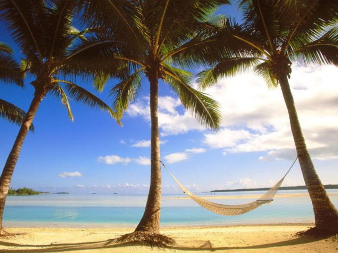 Alluring Beaches Free Screensaver