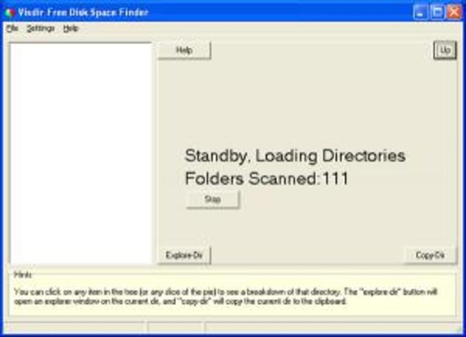 Visual Directory Explorer