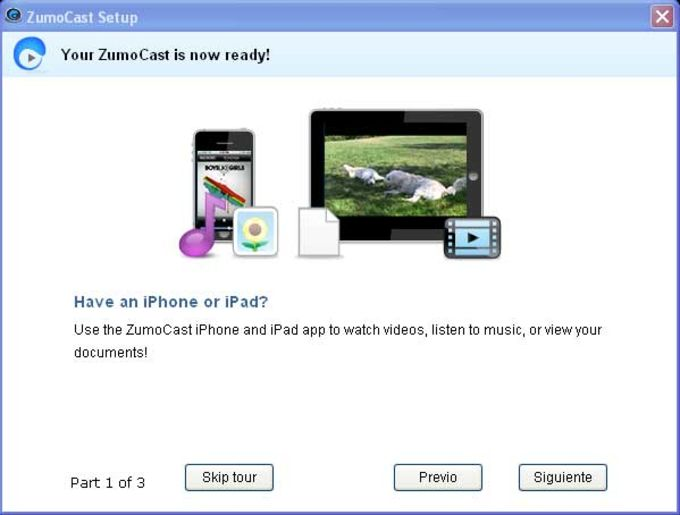 ZumoCast
