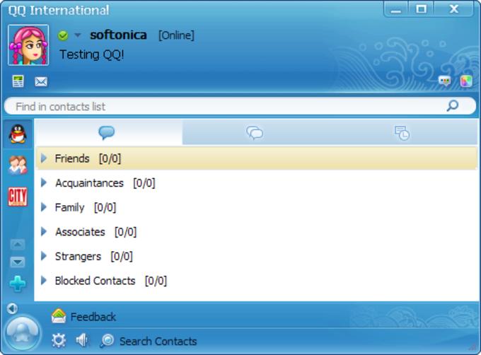 Download QQ Messenger - free - latest version