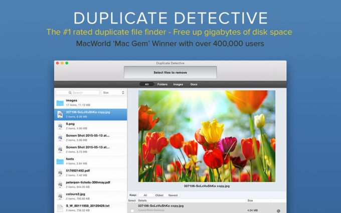 Duplicate Detective - Find and Delete Duplicate Files