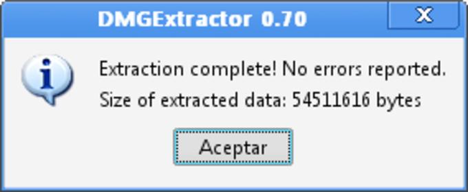 0.70 GRATUIT DMGEXTRACTOR TÉLÉCHARGER