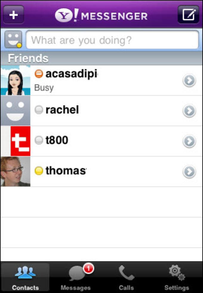 Yahoo Messenger For Iphone Download