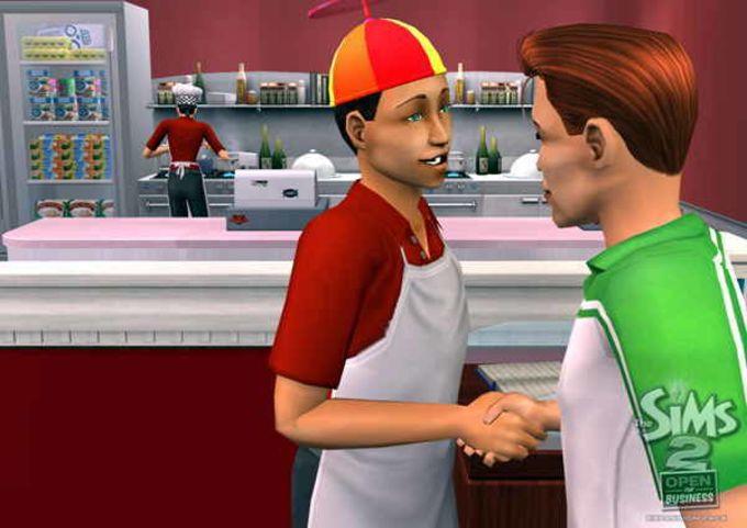 Los Sims 2: Abren Negocios