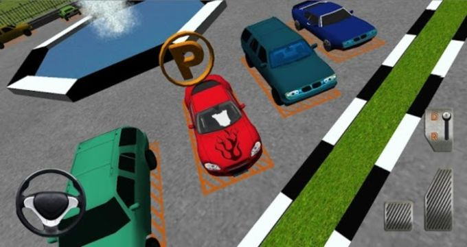 Steer It 3D Car Parking Game
