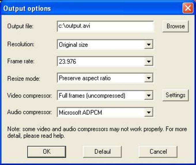 Open Video Converter