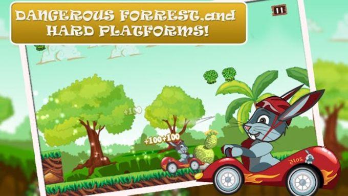 Ace bunny Turbo Go-Kart Race