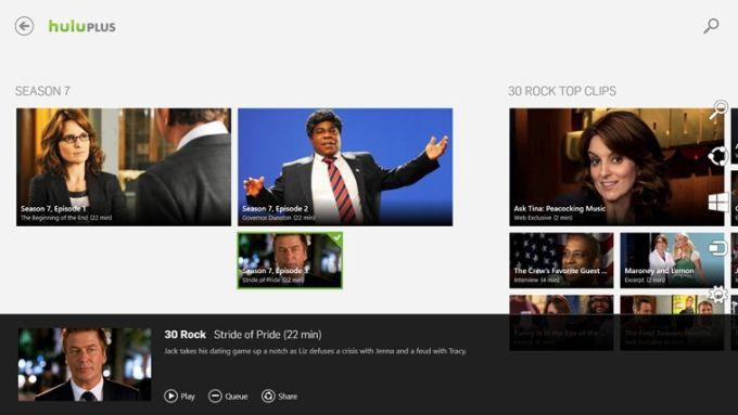 Hulu Plus für Windows 10