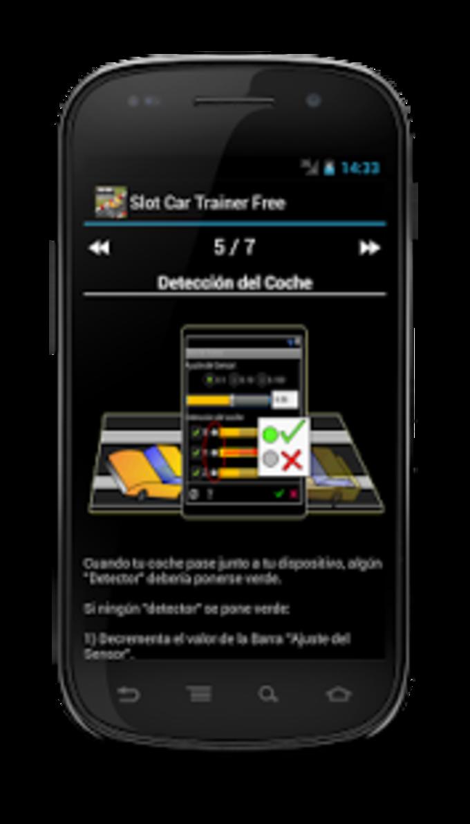Slot Car Trainer Free