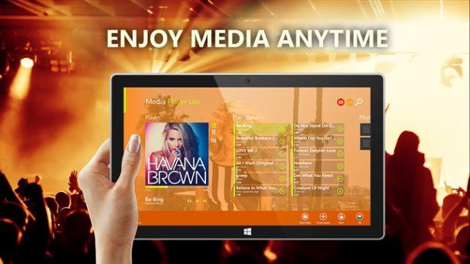 Media Player Lite