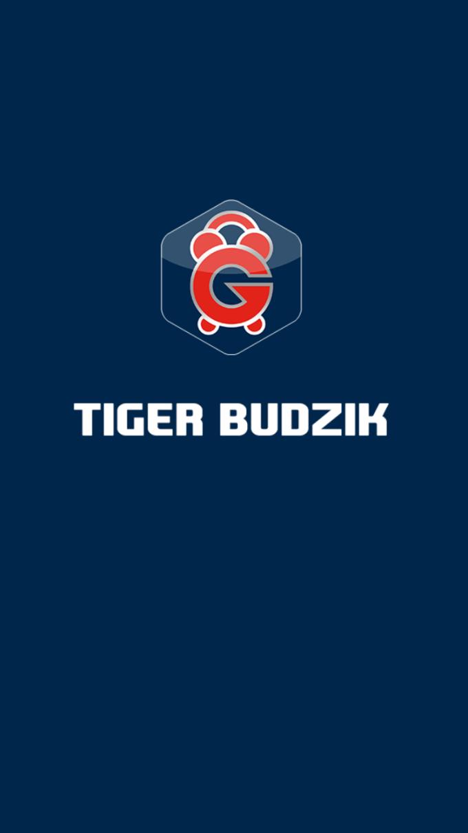 Tiger Budzik