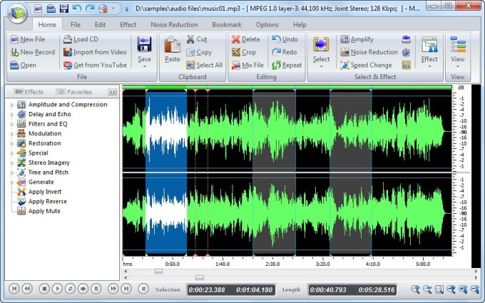Mp3 Audio Editor - Download