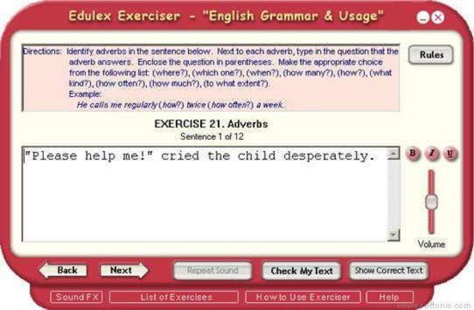 Edulex: English Grammar and Usage