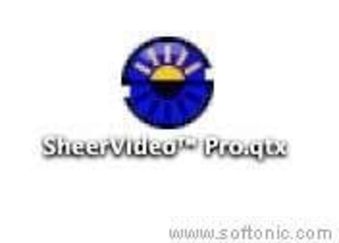 SheerVideo Pro